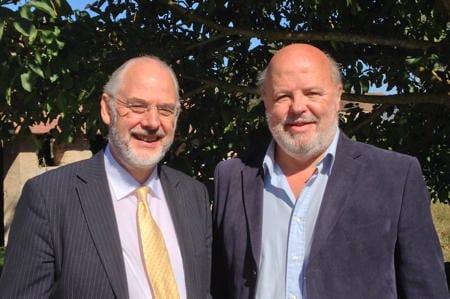 Wallace Huey & Peter Shepherd