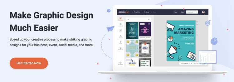 Designcap Easy To Use Graphic Design Making Tool For Anyone
