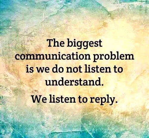 Words Of Wisdom Communication Relationships