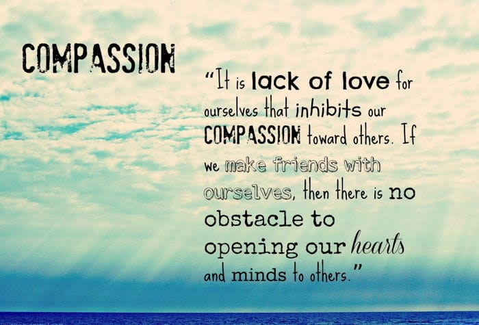 Favorite Inspiring Quotes Compassion