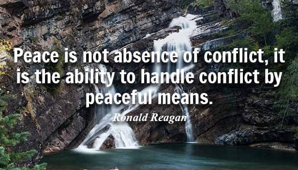 Resolve Conflict