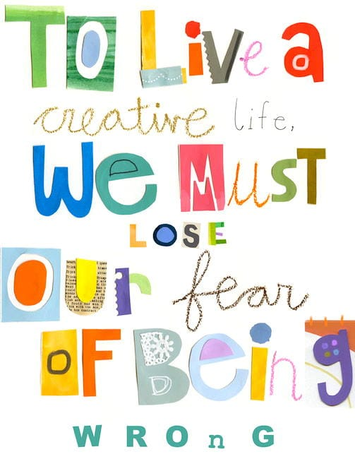 Favorite Inspiring Quotes ~ Creativity