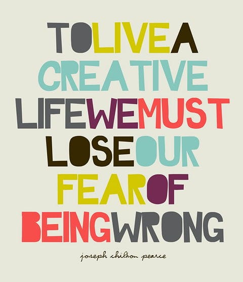 Favorite Inspiring Quotes ~ Express Yourself Creatively