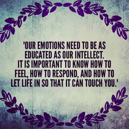 Words Of Wisdom Emotional Intelligence