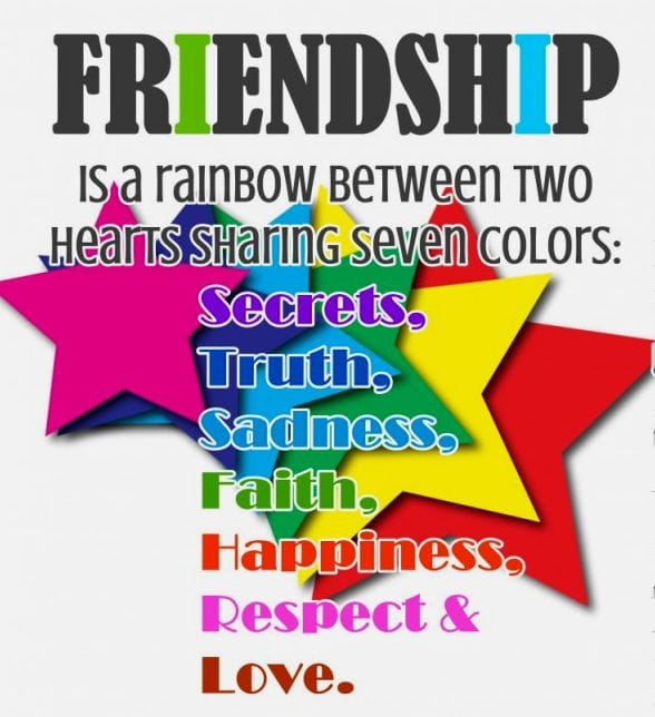 Favorite Inspiring Quotes Friendship Impressive Anonymous Quotes About Friendship