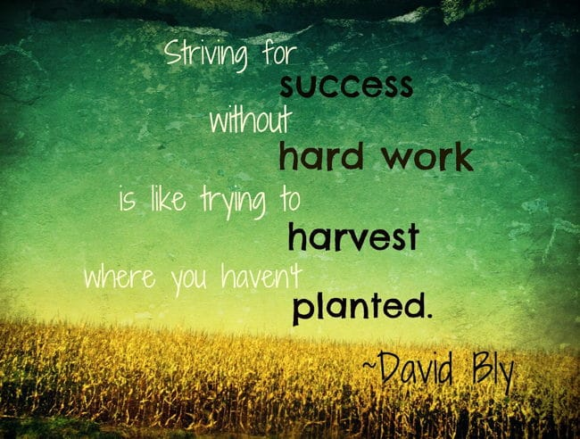 Favorite Inspiring Quotes Hard Work