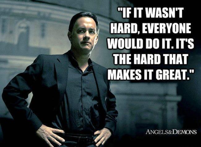Favorite Inspiring Quotes ~ Hard Work
