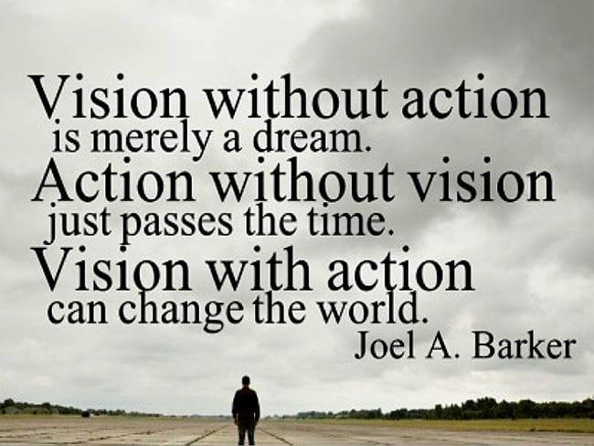 Vision Quotes Favorite Inspiring Quotes ~ Vision Vision Quotes