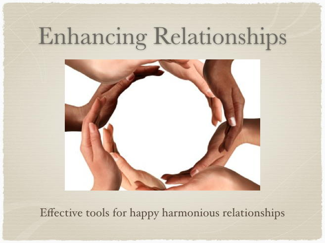 Introduction to Enhancing Relationships