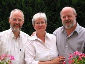 Wallace Huey, Nicole Shepherd & Peter Shepherd